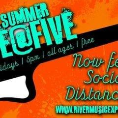 Live @ Five Returns to RME