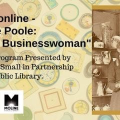 Learn About Moline Businesswoman Mattie Poole
