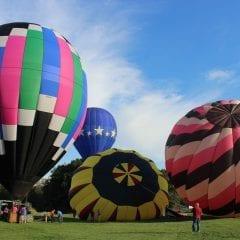 Quad Cities Balloon Festival Fun Flight Weekend