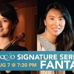 QCSO Presents Signature Series: Fantasie In-Person and Virtually