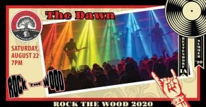 The Dawn Live at The Tangled Wood