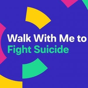 2020 Augie Grad a Keynote Speaker at Global Suicide Prevention Event