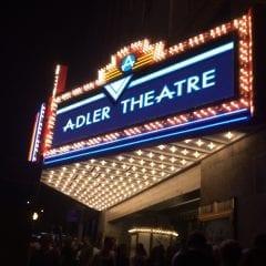Davenport's Adler Theatre Announces New Shows!