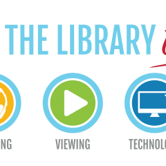 New Library2Go Mobile Library Schedule Rolls Until October 30
