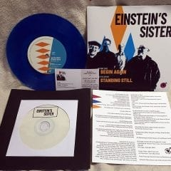 Einstein's Sister Releases New Single for Saturday Record Store Day
