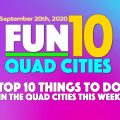 10 Fun Things To Do Week of September 20th: Live Music, Haunted Houses, Movies and MORE!