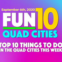 10 Fun Things To Do Week of September 6th: Outdoor Markets, Live Music, Monarchs and MORE!