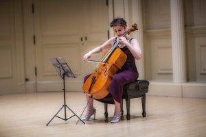Symphony Cellist Forms New Quad City Music Academy