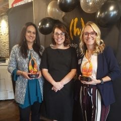 """Lead(h)er Gives """"Girl on Fire"""" Awards at 4th Birthday Celebration"""