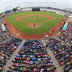 Hit a Cinematic Homer With Movies at Davenport's Modern Woodmen Park