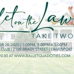Ballet on the Lawn Take Two