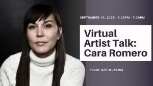 Virtual Artist Talk with Cara Romero Slated For Figge Art Museum Thursday