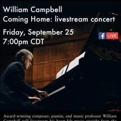Coming Home: Livestream Concert