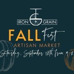 Fall Fest Artisan Pop-Up Market