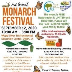 2nd Annual Monarch Festival