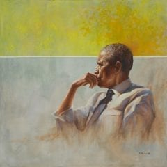 Get Artist's Tour of Nobel Peace Prize Portraits Oct. 23 in Bettendorf
