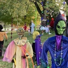 Quad-Cities' Halloween, Haunted Houses Are Different Under Horror of Covid