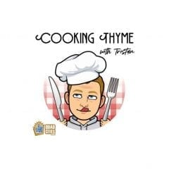 Cooking Thyme With Tristan: Crock-pot Chicken Tacos