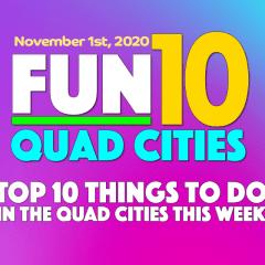 10 Fun Things To Do Week of November 1st: Divas, Art-Mageddon, Fish Swaps and MORE!