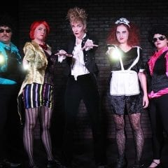 """""""Rocky Horror Show"""" in Rock Island Reunites Production Team and Several Cast Members"""