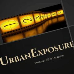 Urban Exposure Short Films Premiere Online Tonight, Oct. 15