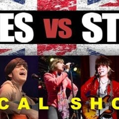It's Beatles Vs. Stones Tonight At Davenport's Adler Theater
