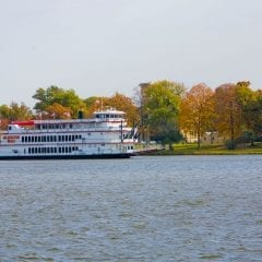 Enjoy The Weather With A Fall Foliage Lunch Cruise On Celebration Belle This Weekend