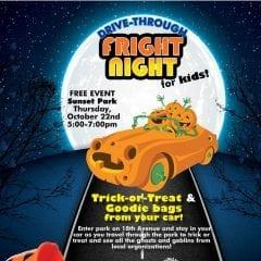 Fright Night Moves To Rock Island's Sunset Park Thursday Night!