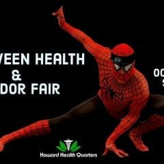 Halloween Health & Vendor Fair Brings Ghoulish fun To Davenport