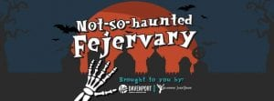 Not-So-Haunted Fejervary Scares Up Fun For Kids In Davenport Saturday