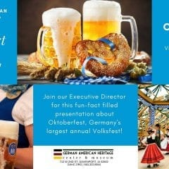 Davenport's German American Heritage Center Oktoberfest by the Numbers