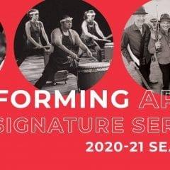 Performing Arts Signature Series Goes Virtual