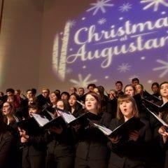 Augustana Will Present Virtual Christmas Program as Online Advent Calendar