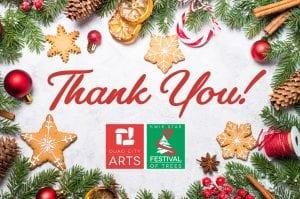 Quad City Arts Raises Nearly $76K So Far in Festival of Trees