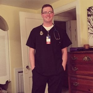 Rock Island ICU Nurse Struggling With Covid Impact at Work, Home