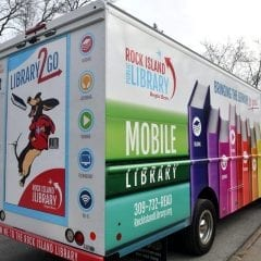 Rock Island Public Library Remains Open, But Changes Procedures Due To Covid