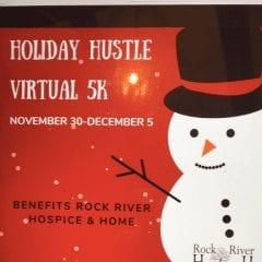 Festival of Trees Holiday Hustle 5k Walk/Run Hustling In
