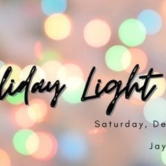 Take A Tour Of The Holiday Lights Around The Quad-Cities