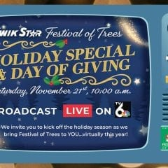 KWQC-TV6 Bringing Festival Of Trees To TV This Year