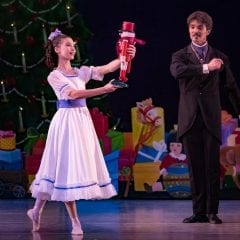 Ballet Quad Cities Presenting Nutcracker In The Round