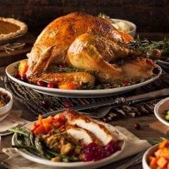 Enjoy Thanksgiving Dinner At Martin Luther King Center