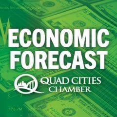 """Quad Cities Chamber Forecast Predicts """"Hot"""" Economy for 2021"""