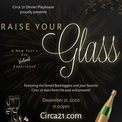 Rock Island's Circa '21 Offering A Virtual New Year's Eve Party