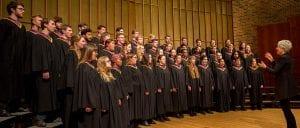 "Quad-Cities' Nova Singers Offer ""Peace, Love, Joy"" for the Holiday Season"