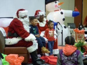 Martin Luther King Jr. Center Holding Children's Holiday Gift Day