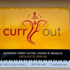 Time For Curry Out! Indian Restaurant Celebrating Its Opening In Rock Island