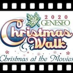 Take A Walk To The Geneseo Christmas Walk