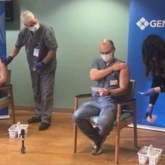 Genesis Battling Covid-19 With Mass Vaccination Clinics In Quad-Cities