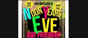 Have An Unimpaired Noon Years Eve In Davenport With A Kid Friendly Party