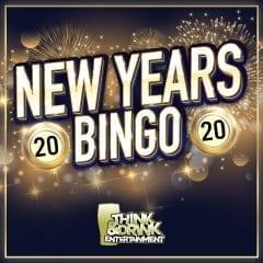Celebrate New Year's Eve With Virtual Bingo